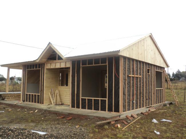 Planos casas de madera prefabricadas madera tratada ask - Casas de madera planos ...